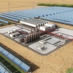 Abu Dhabi solar